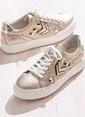 Elle Sneaker Altın